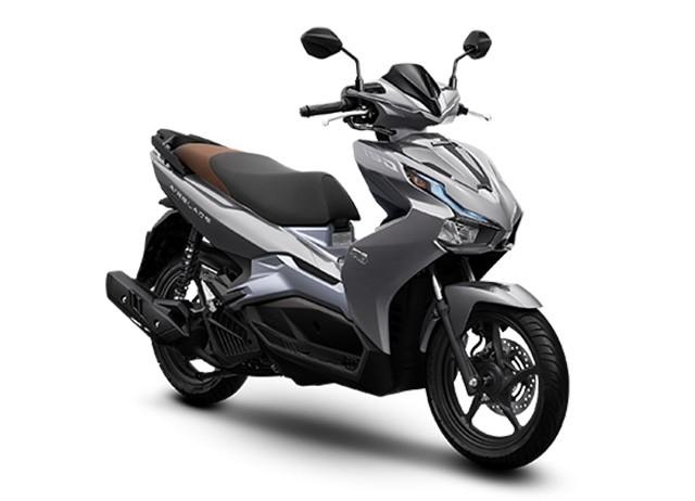 Xe Ablack 150 2020 màu xám đen bạc