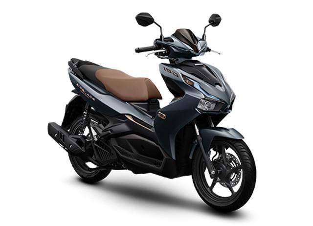 Xe tay ga Airblade 150 xanh xám đen cực hot