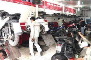Bảo dưỡng xe máy là việc làm cần thiết