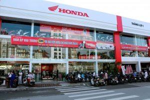Chuyên cung cấp xe máy Honda chính hãng
