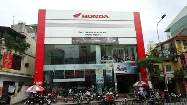 Head Honda Kường Ngân Hà Nội uy tín