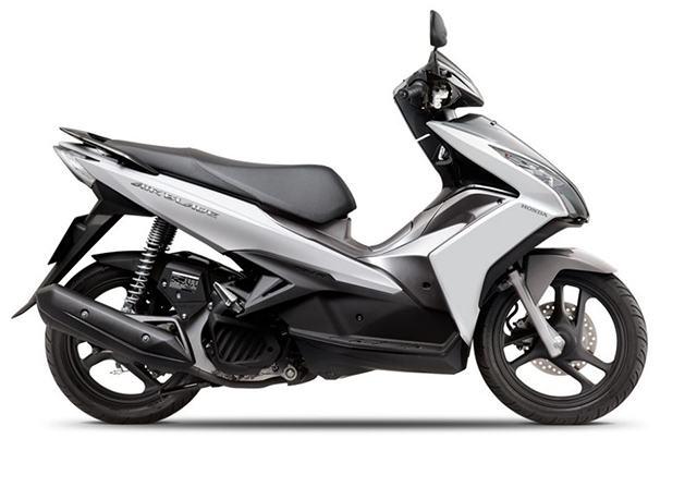 Honda Airblade thích hợp cho cả nam và nữ có giá thành phải chăng