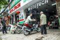 Cửa hàng sửa chữa xe máy uy tín Mototech Hà Nội