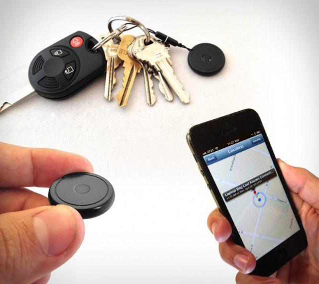 Khóa chống trộm định vị GPS
