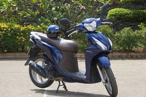 xe máy tay ga dành cho nữ đẹp
